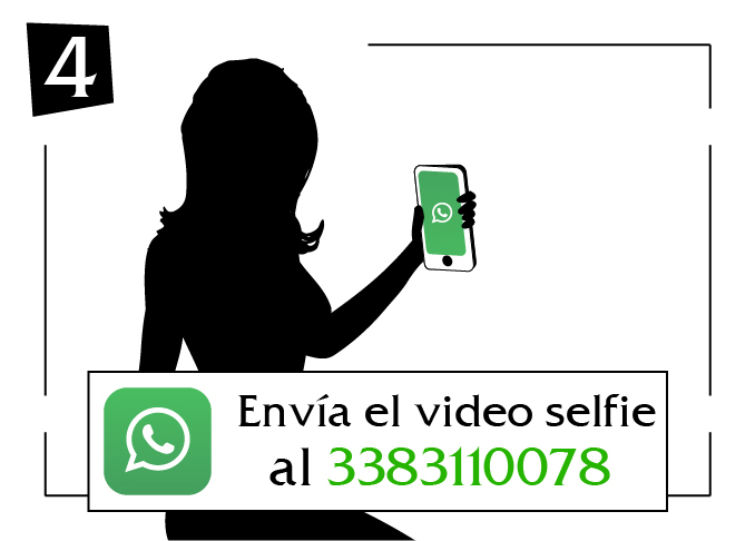 envia el video selfie umbria al