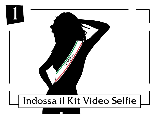 kit video selfie - umbria