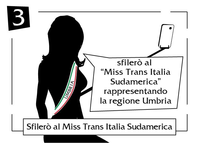 miss trans italia - umbria